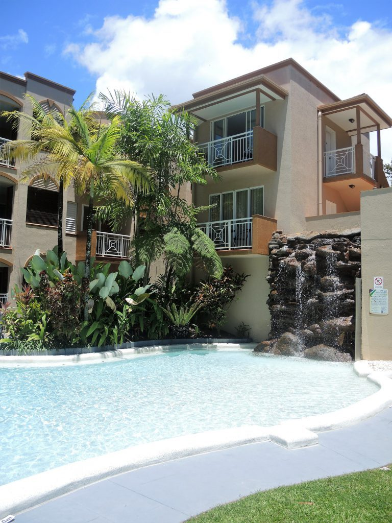 Palm Cove holiday unit 308
