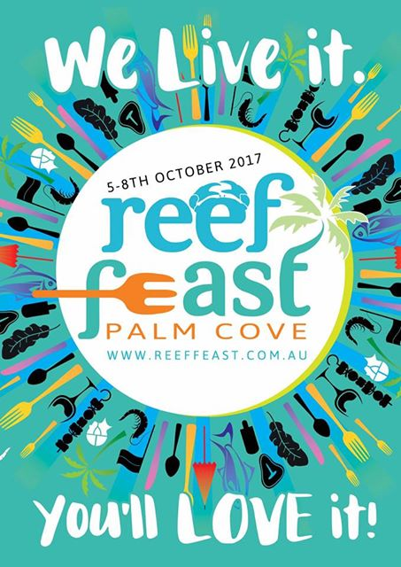 Palm Cove Holiday Unit reef feast