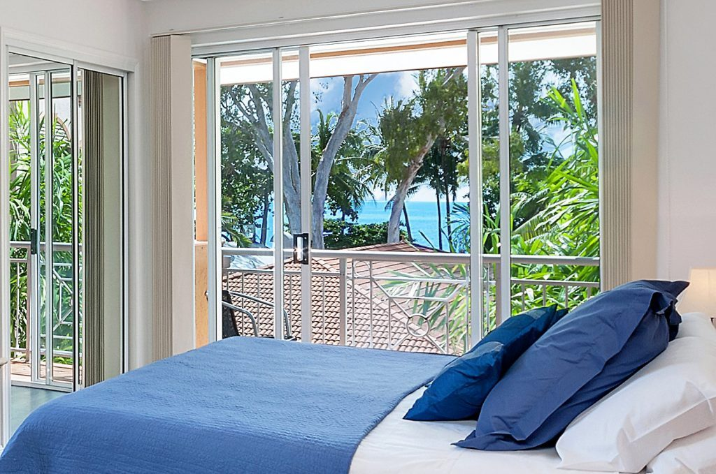 Palm Cove Holiday Unit view